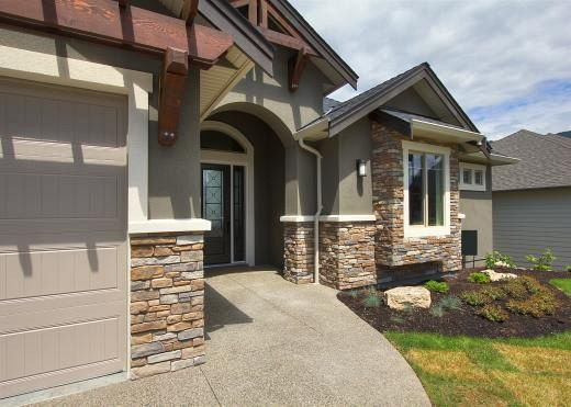 Former Black Mountain Golf Community Showhome